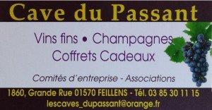 Cave du Passant Logo modif